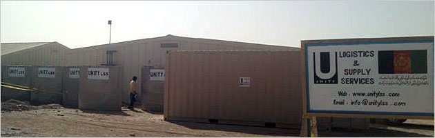 Unity LSS - Pre Fabricated Steel Buildings